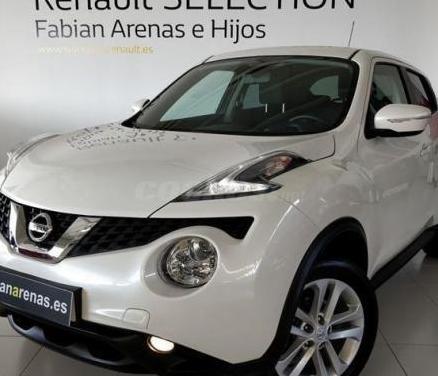 Nissan juke dci eu6 81 kw 110 cv 6mt acenta 5p.