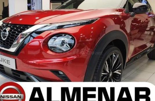 Nissan juke digt 86 kw dct ndesign chic bitono n 5