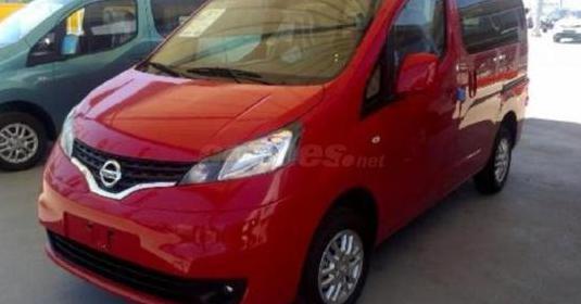 Nissan nv200 evalia ev. 7 1.5dci eu6 81kw 110cv co