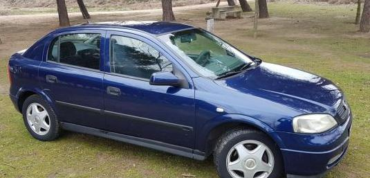 Opel astra 2.0 di 16v elegance