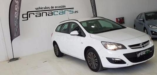 Opel astra 1.6 cdti ss 110 cv excellence 5p.