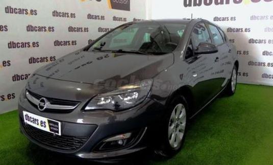 Opel astra 1.6 cdti ss 110 cv selective 5p.