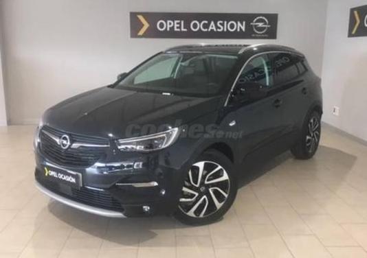 Opel grandland x 1.6 turbo ultimate auto 5p.