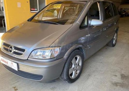 Opel zafira 2.0 dti 16v blue line 5p.