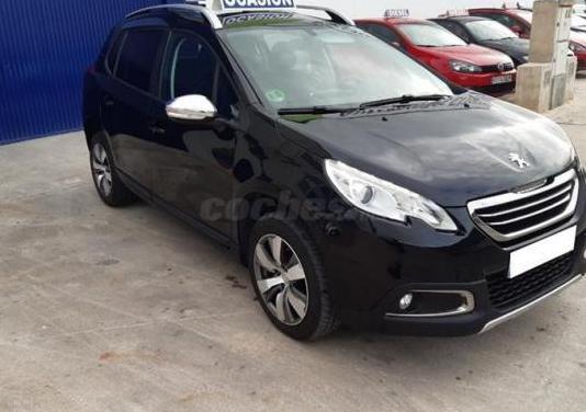 Peugeot 2008 active 1.6 bluehdi 100 5p.