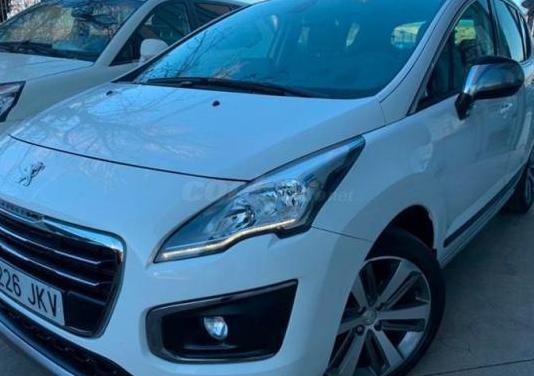 Peugeot 3008 allure 1.6 bluehdi 120 eat6 5p.
