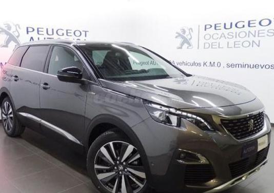 Peugeot 5008 gtline 1.2l puretech 96kw 130cv ss 5p