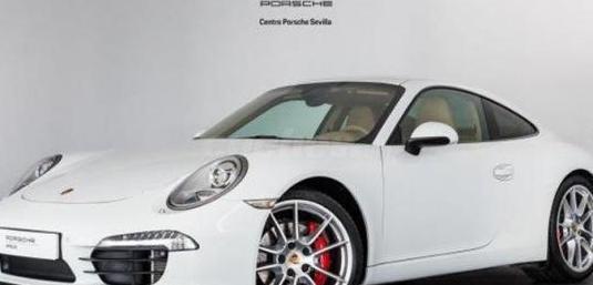 Porsche 911 3.8 carrera s coupe 2p.