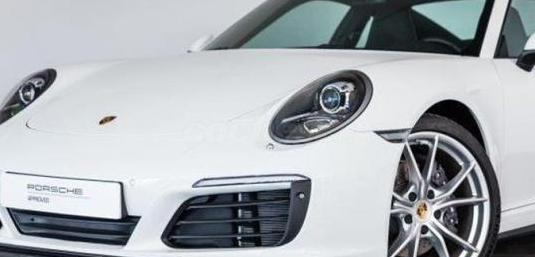 Porsche 911 carrera 4 2p.