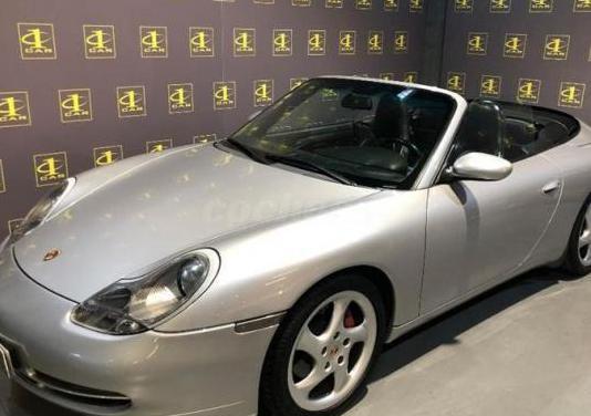 Porsche 911 carrera 4 cabrio 2p.