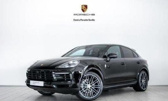 Porsche cayenne coupe 5p.
