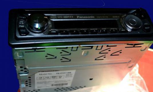 Radio coche cdpanasonic cq-c1311nw