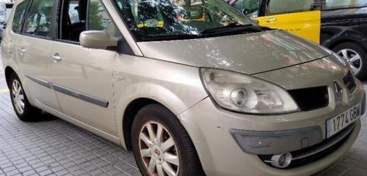 Renault grand scenic dynamique 7 plazas 1.9dci eu4