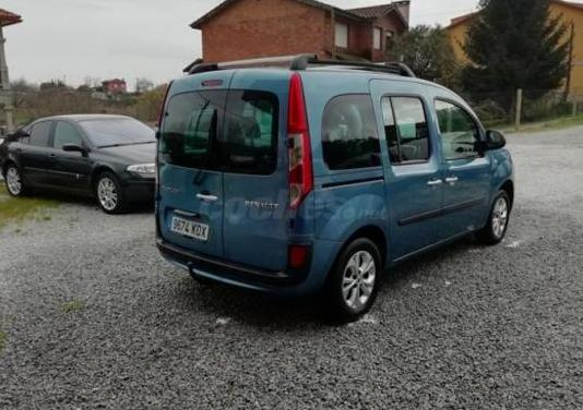 Renault kangoo combi s.l limit. m1af en. dci 81kw