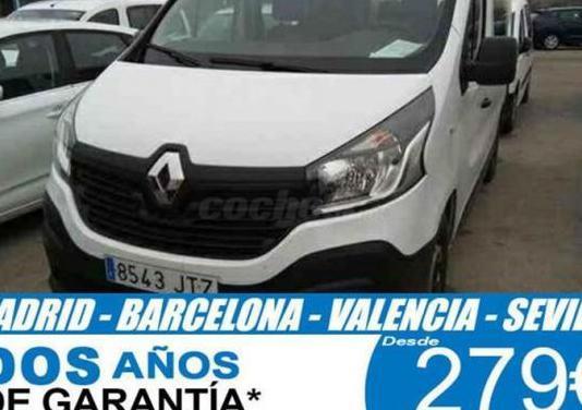 Renault trafic passenger combi 9 en. dci 70kw 95cv