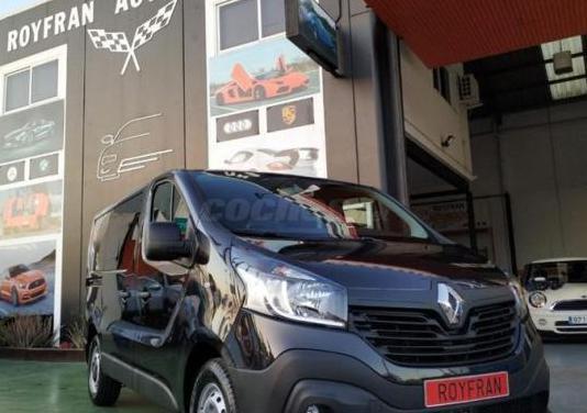 Renault trafic sl lim. business en. dci 88kw120cv