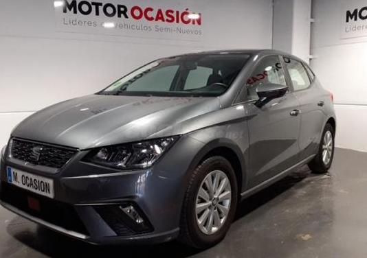 Seat ibiza 1.0 55kw 75cv full connect 5p.