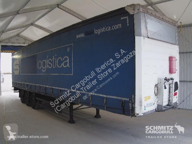 Semirremolque Schmitz Cargobull lonas deslizantes