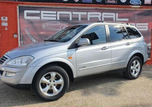 Ssangyong kyron 270xdi limited 5p.