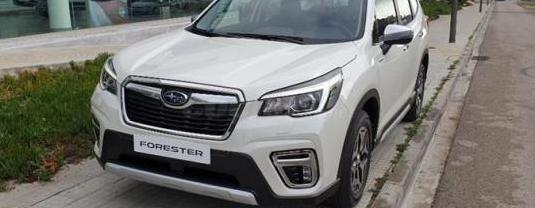 Subaru forester 2.0i hybrid cvt sport plus 5p.