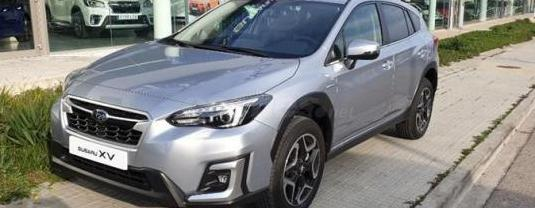 Subaru xv 2.0i hybrid cvt executive plus 5p.