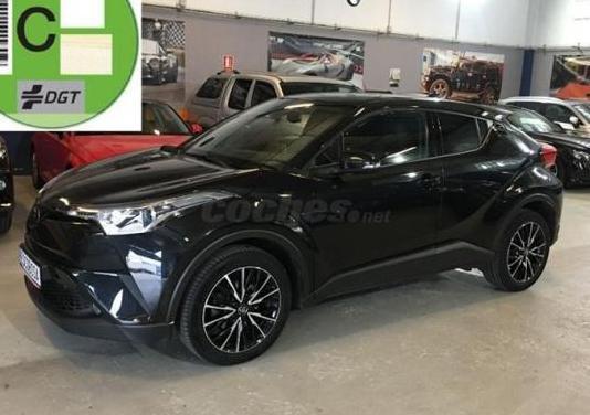 Toyota chr 1.8 125h dynamic plus 5p.
