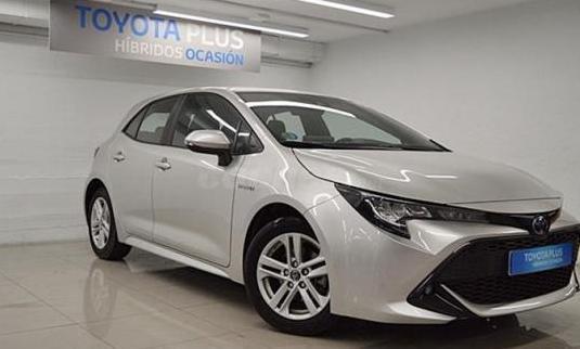 Toyota corolla 1.8 125h active ecvt 5p.
