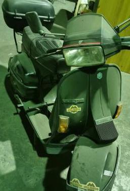 Vespa tx 200 (1990-1995)