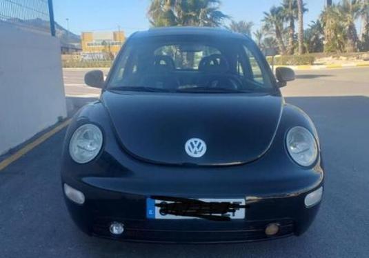 Volkswagen new beetle 1.9 tdi 100cv