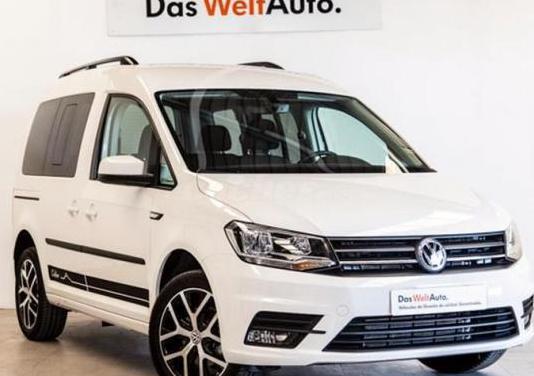 Volkswagen caddy outdoor 2.0 tdi 75kw 102cv bmt 5p