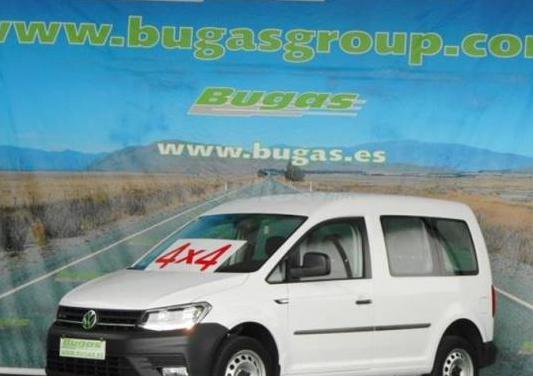 Volkswagen caddy profesional kombi 2.0 tdi 90kw bm