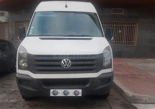 Volkswagen crafter pro 35 2.0 tdi 109cv bmt largo