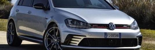 Volkswagen golf gti tcr 2.0 tsi 213kw290cv dsg 5p.