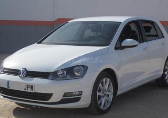 Volkswagen golf plus 1.6 tdi 105cv advance bluemot