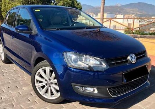 Volkswagen polo 1.2 tsi 105cv dsg advance 5p.