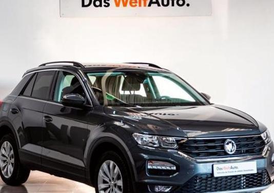 Volkswagen troc advance 1.5 tsi 110kw 150cv dsg 5p