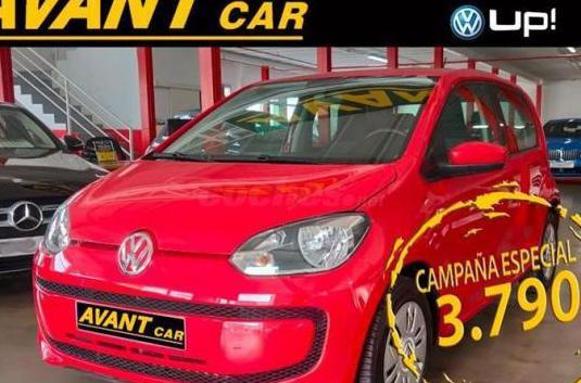 Volkswagen up 1.0 60cv high up 5p.