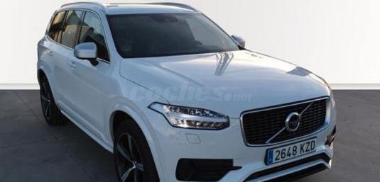 Volvo xc90 2.0 d5 awd rdesign auto 5p.