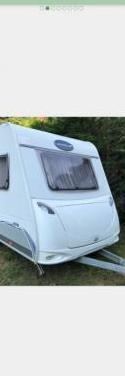 Caravana caravelair antares luxe 376