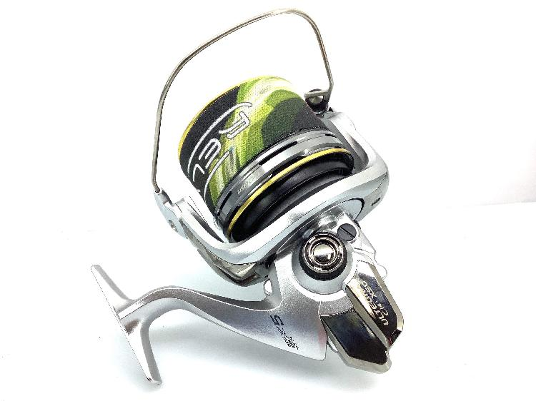 Carrete pesca shimano ultrega c14+ xsc