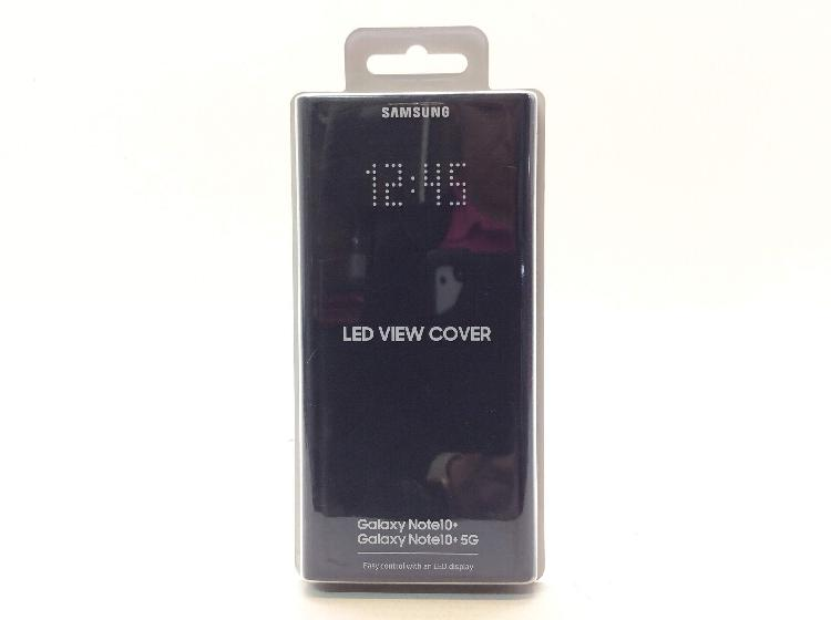 Samsung led view cover galaxy note 10+