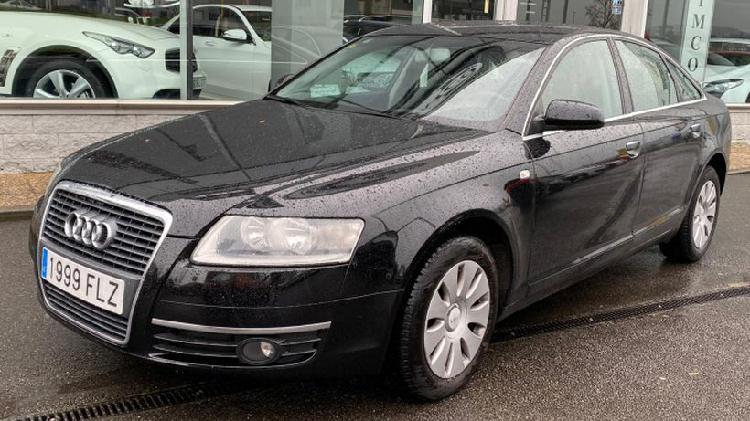 Audi a6 2.0tdi dpf