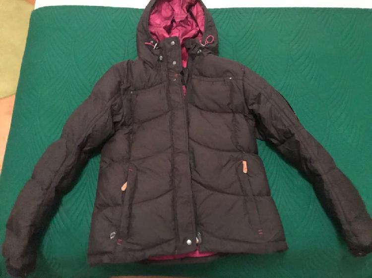 Abrigo esqui mujer