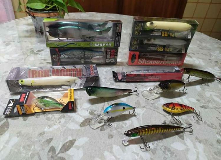 Artificiales para la pesca