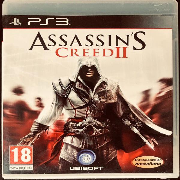 Assasins creed ii ps3 completo
