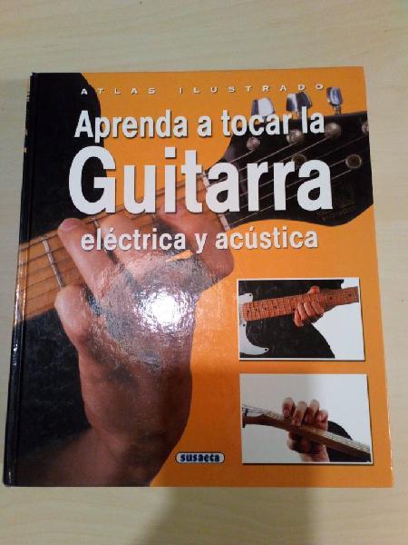 Atlas aprenda a tocar la guitarra