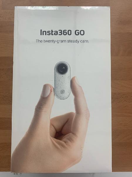 Cámara insta360 go nueva