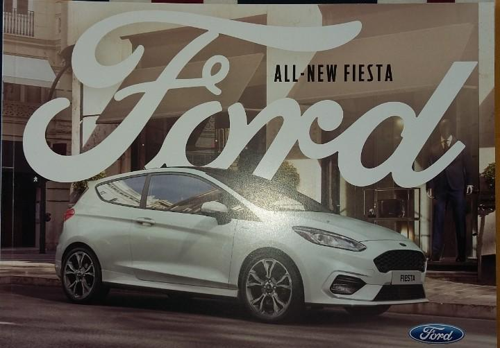 Catálogo ford fiesta my 2017.5. marzo 2017. en español