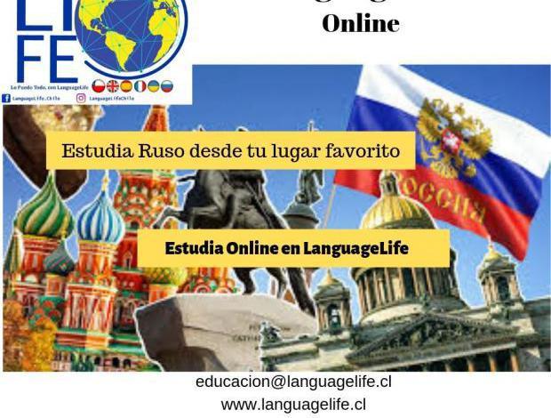 Clases de ruso online