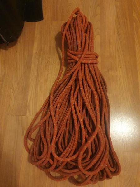 Cuerda escalada tendon